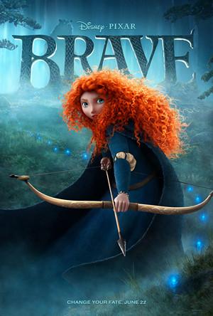 Brave_Oscarvinner for beste animasjon 2013