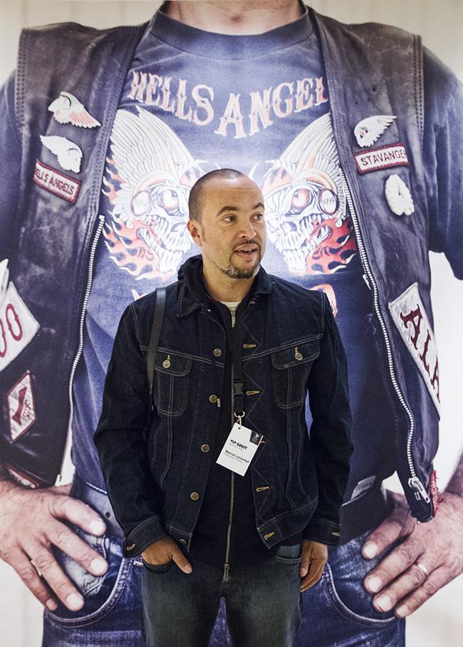 Marcel Leliënhof har fulgt motorsykkelklubben Hells Angels i tre år og dokumentert dem gjennom foto.