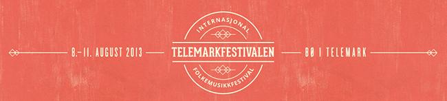 Telemarkfestivalen, en internasjonal folkemusikkfestival ble arrangert for første gang i 1990.