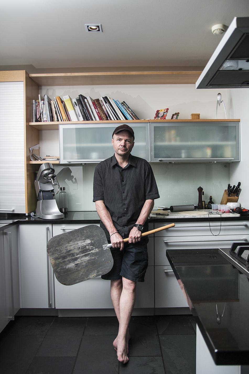 Gatekjøkken utstyr