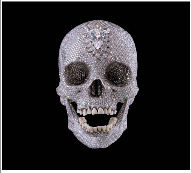 Faksimile Astrup Fearnley Museet. Foto: Prudence Cuming Associates © Damien Hirst and Science Ltd