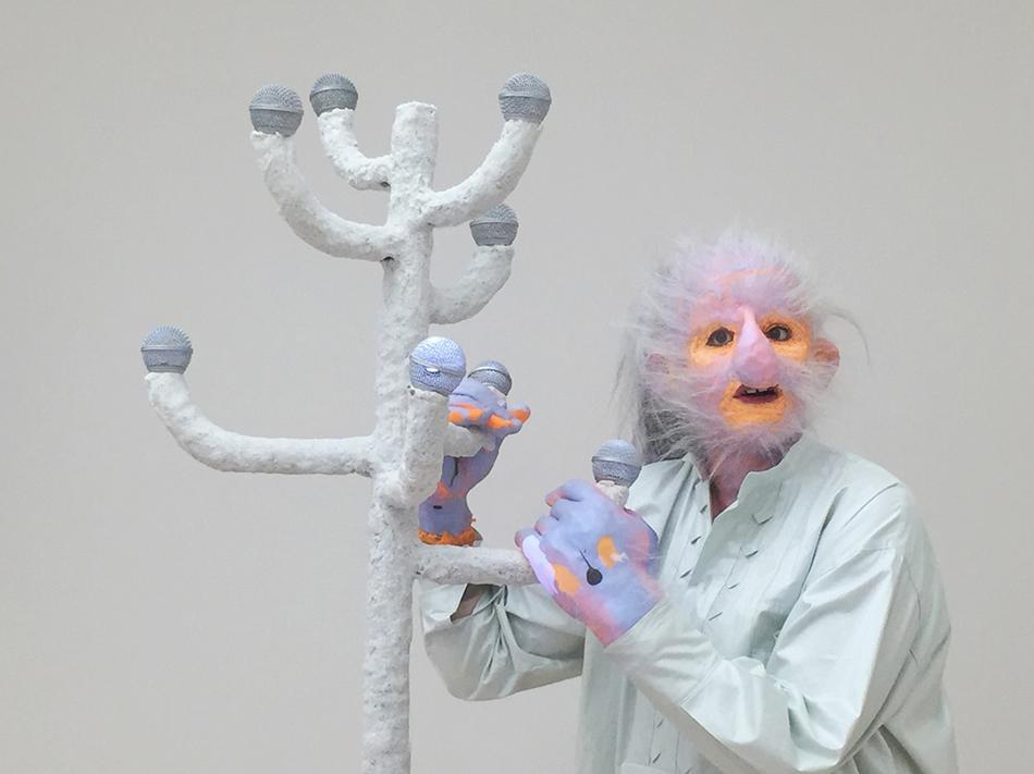 Tori Wrånes på Museet for samtidskunst.