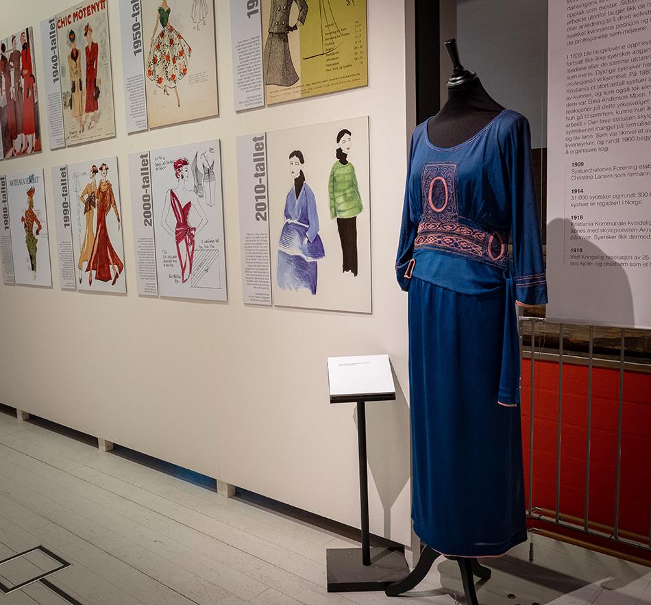 Hundre år med kule kjoler og proffe damer PLNTY